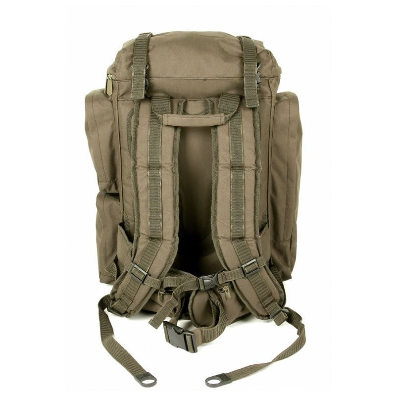 Rucksack (60 litre capacity) with a waterproof base image 2