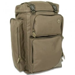 Rucksack (60 litre capacity) with a waterproof base
