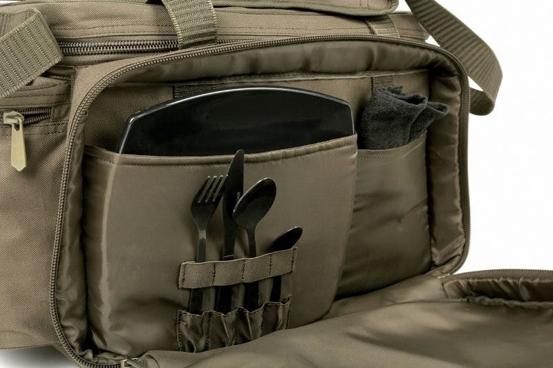 Session Food Bag with cutlery and a heat-resistant plate image 4