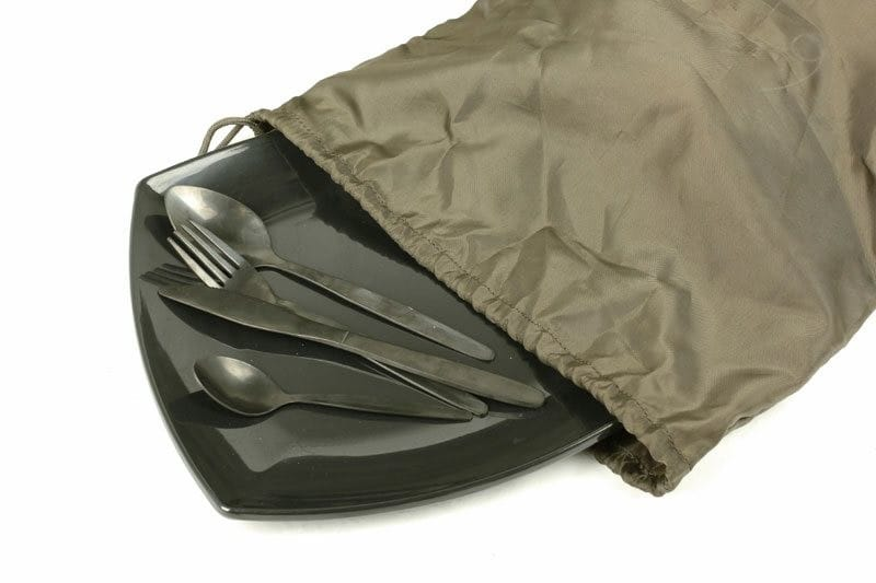 Session Food Bag with cutlery and a heat-resistant plate image 5