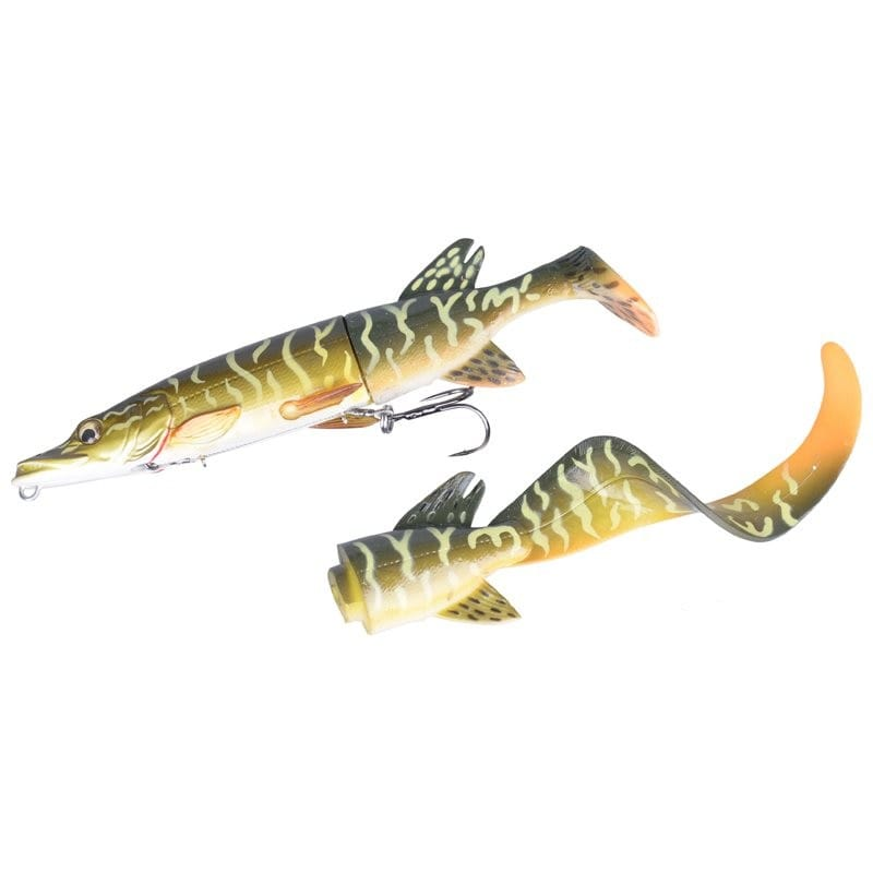 3D Hybrid Pike Slow Sink 25cm image 0