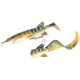 3D Hybrid Pike Slow Sink 25cm