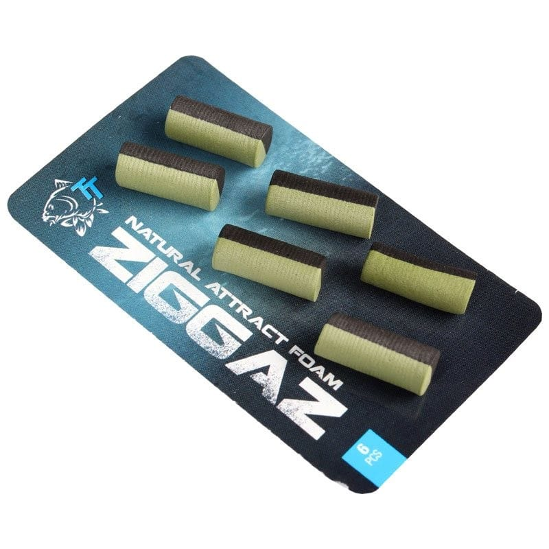 Ziggaz Foam Pack of 6 image 4