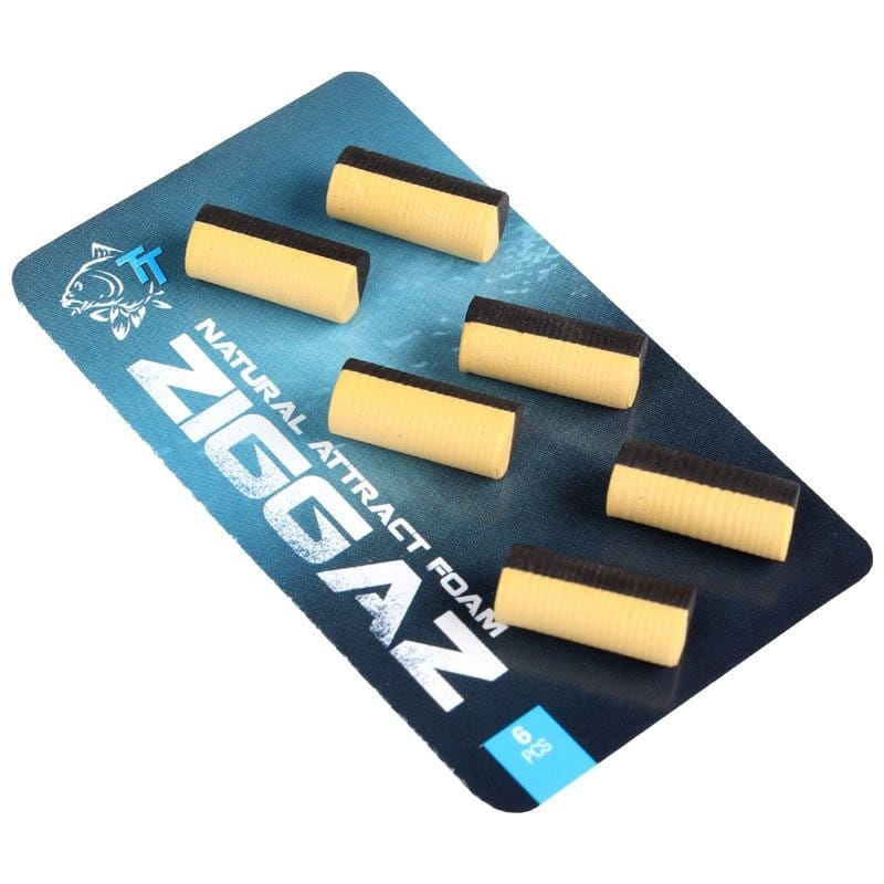 Ziggaz Foam Pack of 6 image 2