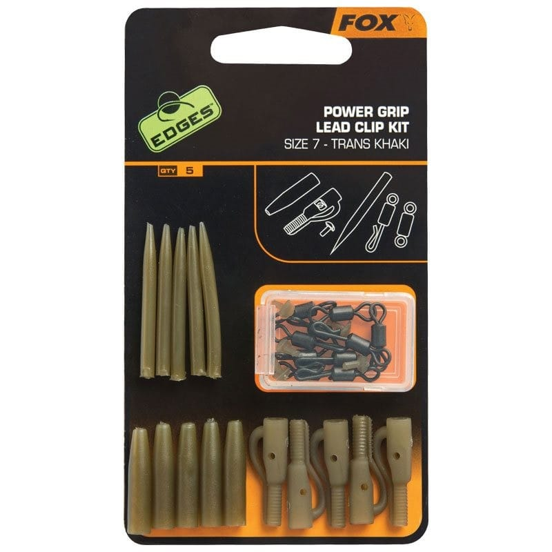 Edges Power Grip Leadclip Kit