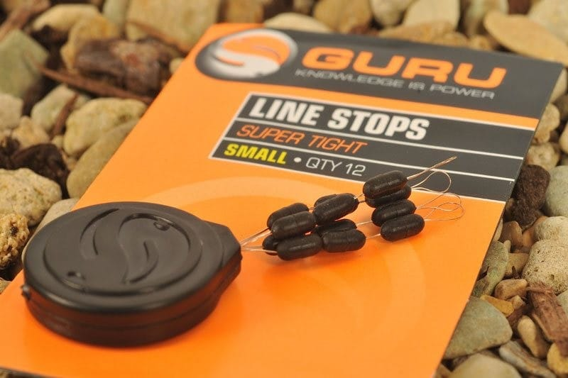 Line Stops (12 pack) for float and feeder fishing image 1
