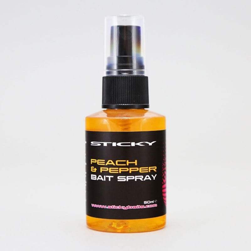 Hi Attract Peach & Pepper Bait Spray