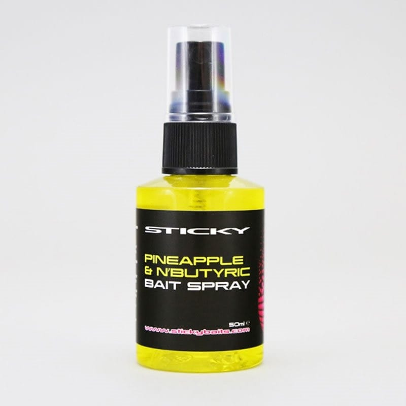 Pineapple & Nbutyric Bait Spray