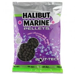 Pre Drilled Halibut Marine Pellets 900g