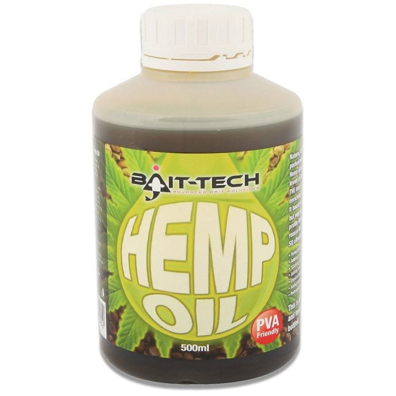 Hemp Oil 500ml liquid attractant for Carp and Course fishing