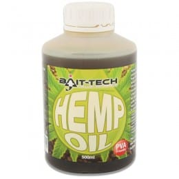 Hemp Oil 500ml liquid attractant for Carp and Coarse fishing