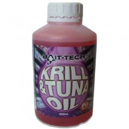 Krill & Tuna Oil 500ml