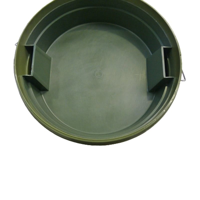 Camo Bucket With Lid And Internal Tray image 2