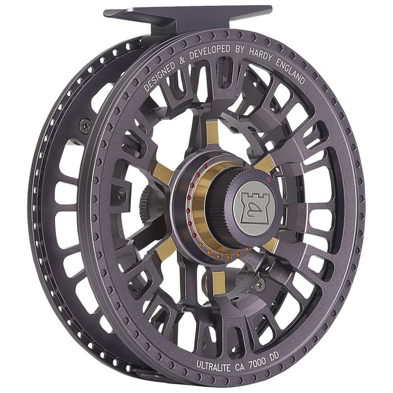 Ultralite CA DD Titanium Fly Reels image 3