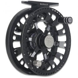 Ultralite CA DD Black Fly Reels