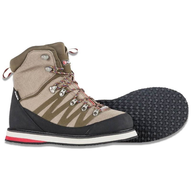 Strata CT Wading Boots Rubber Sole