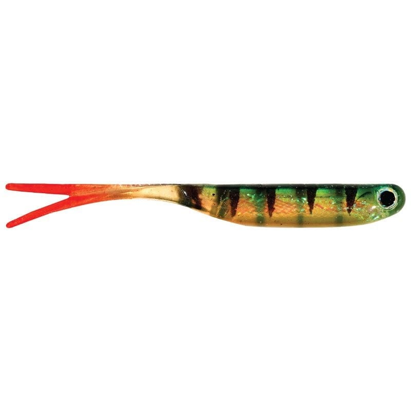 Esox Drop Shot Micro Fry Split Tail 1.75 inch image 2