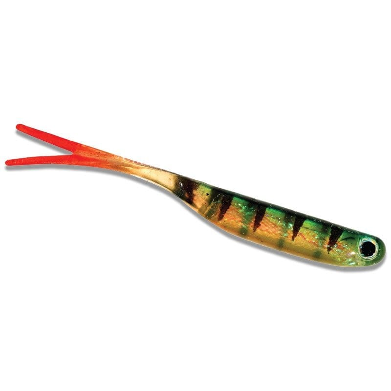 Esox Drop Shot Micro Fry Split Tail 1.75 inch