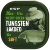 Tungsten Loaded Soft Hooklink 10m