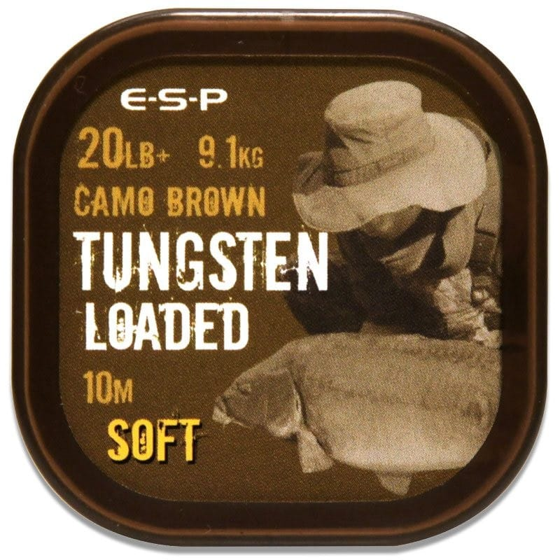 Tungsten Loaded Soft Hooklink 10m image 0