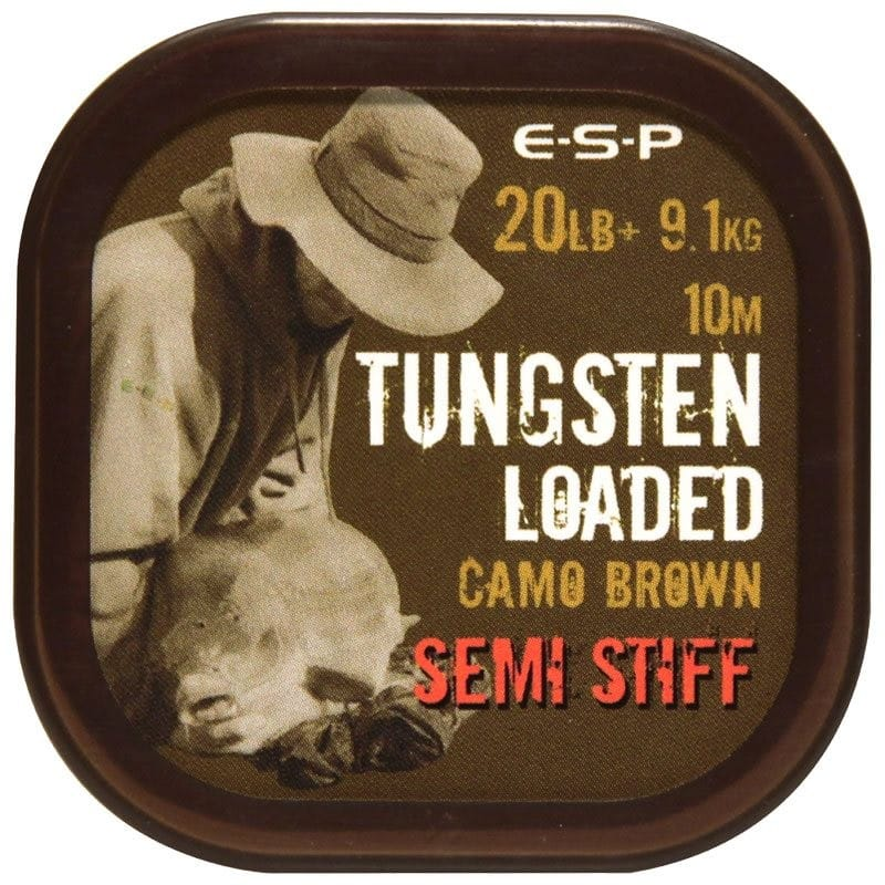 Tungsten Loaded Semi Stiff Hooklink 10m image 1