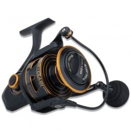 Clash Fixed Spool Reels