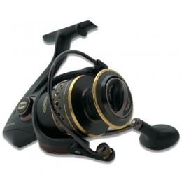 Battle II Fixed Spool Reel