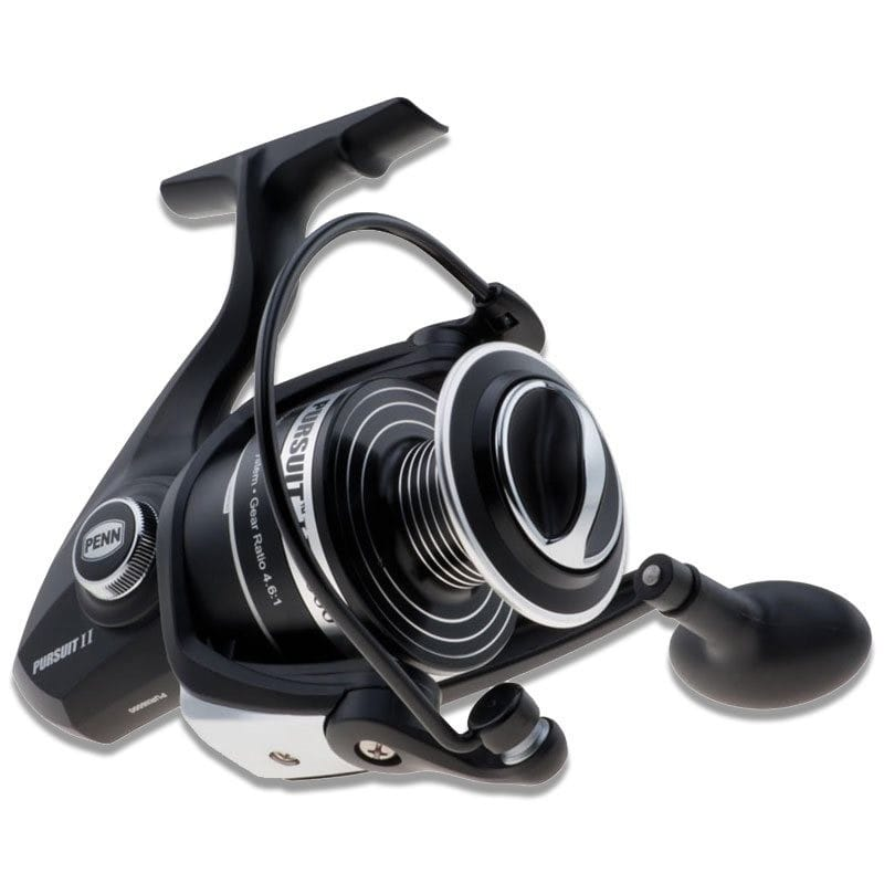 Pursuit ll Fixed Spool Reel image 0