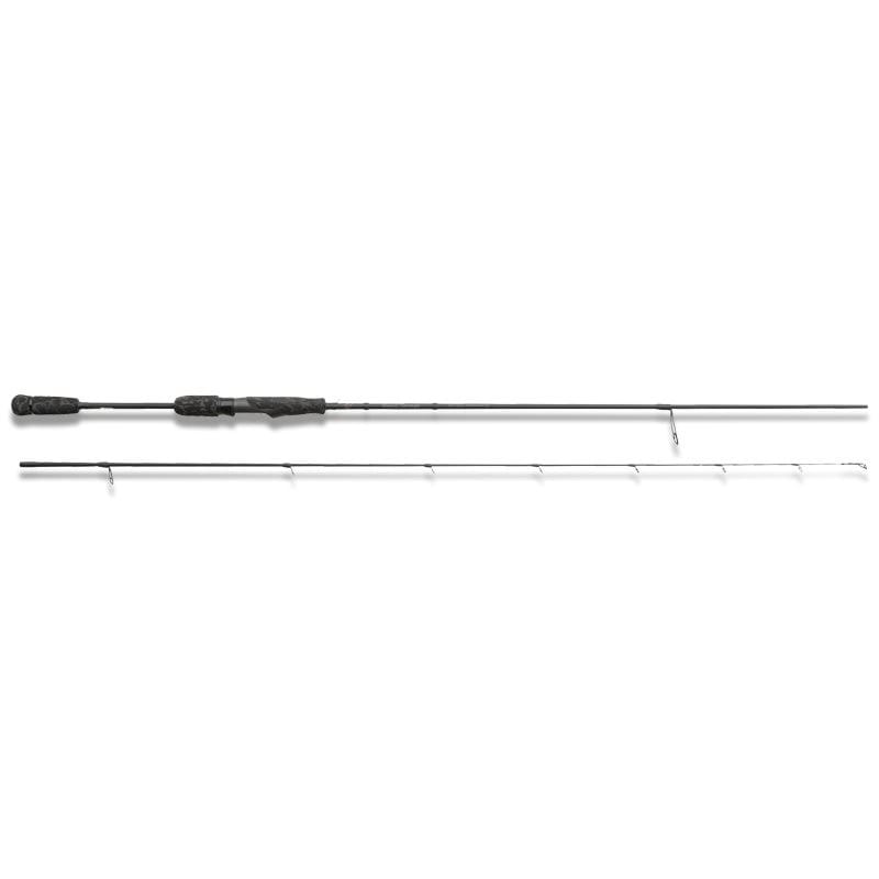 Black Spin Lure Rods