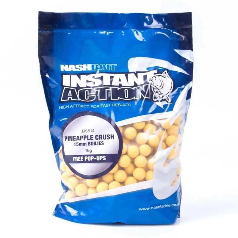 Instant Action Pineapple Crush Boilies image 1