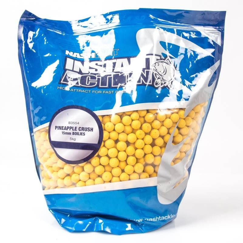 Instant Action Pineapple Crush Boilies image 3