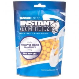 Instant Action Pineapple Crush Boilies