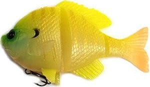 3D Blue Gill 12.5cm Slow Sink Limited Edition image 1