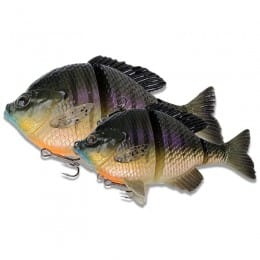3D Line Thru Blue Gill 15cm Slow Sink Limited Edition