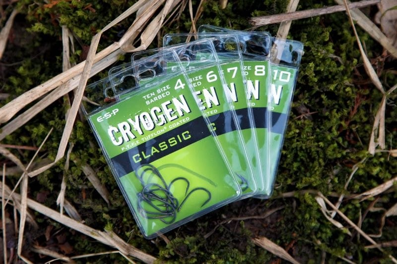 Cryogen Classic Hooks Barbed Pack of 10 image 1