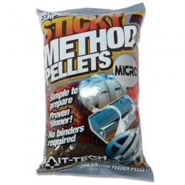 Big Carp Sticky Method Pellets