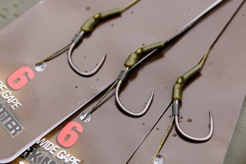 Dark Matter Ready Tied Carp Rigs image 1