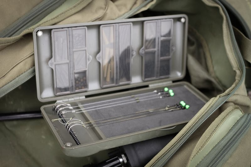 Mini Rigsafe Combi that stores up to 20 rigs with other tackle image 2