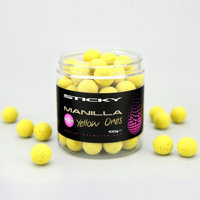 Manilla Yellow Ones Pop Ups