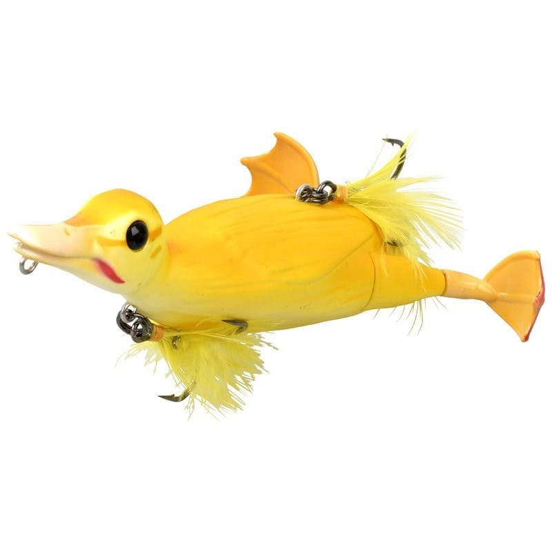 3D Suicide Duck 15cm Surface Lures image 3