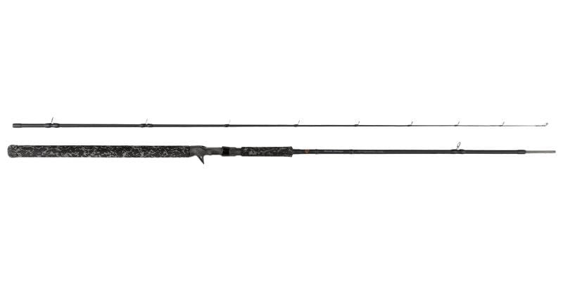 Black Trigger Lure Rods