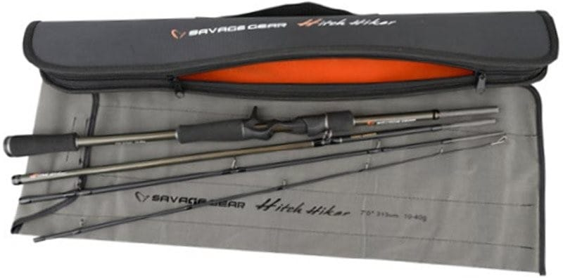 Hitch Hiker CCS 7ft Travel Lure Rods image 2