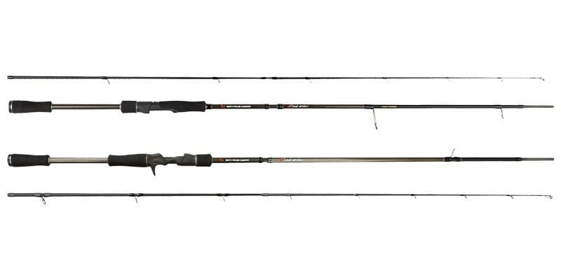 Hitch Hiker CCS 7ft Travel Lure Rods