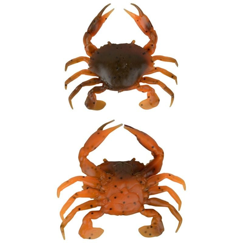 3D Loose Body Manic Crab 5cm image 1