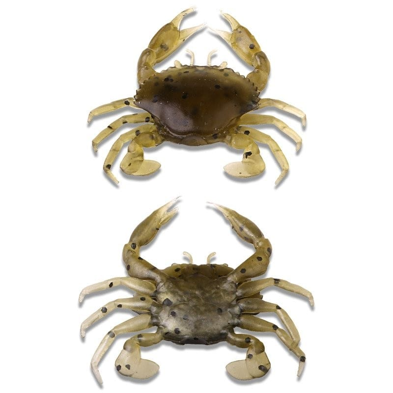 3D Loose Body Manic Crab 5cm