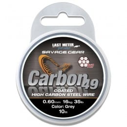 Carbon 49 Strand Trace Wire