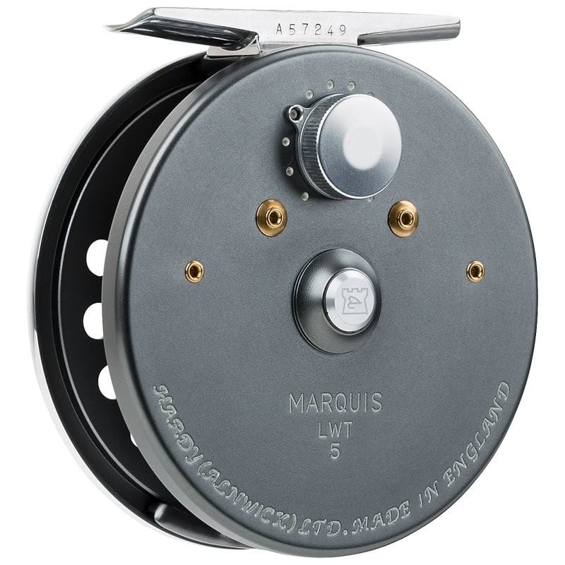 Marquis LWT Salmon Fly Reel MADE IN ENGLAND image 4