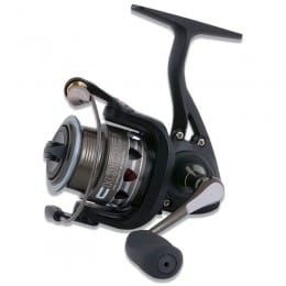 Prism Reel - spinning/fixed-spool and a smooth clutch
