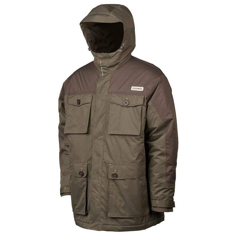 Vantage All Weather Suit Olive Green image 1