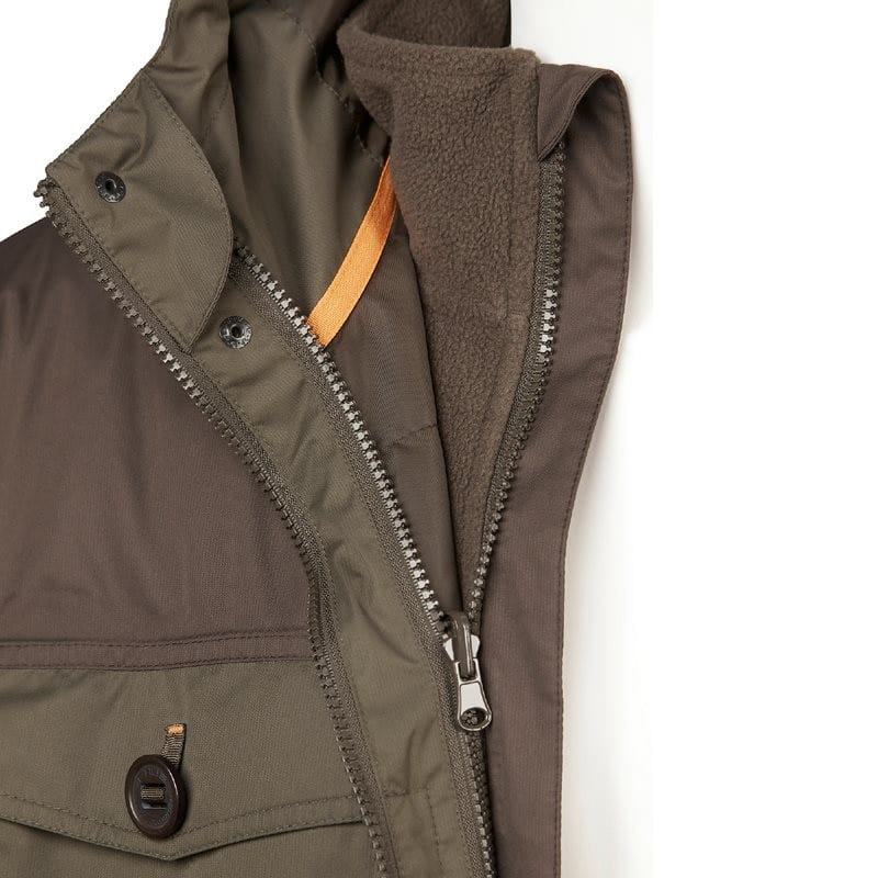 Vantage All Weather Suit Olive Green image 5